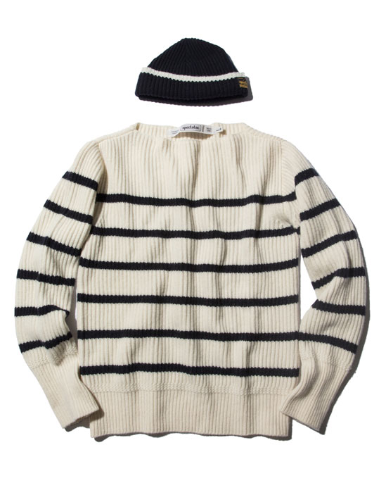 185X-001 [NAVAL SWEATER BN]