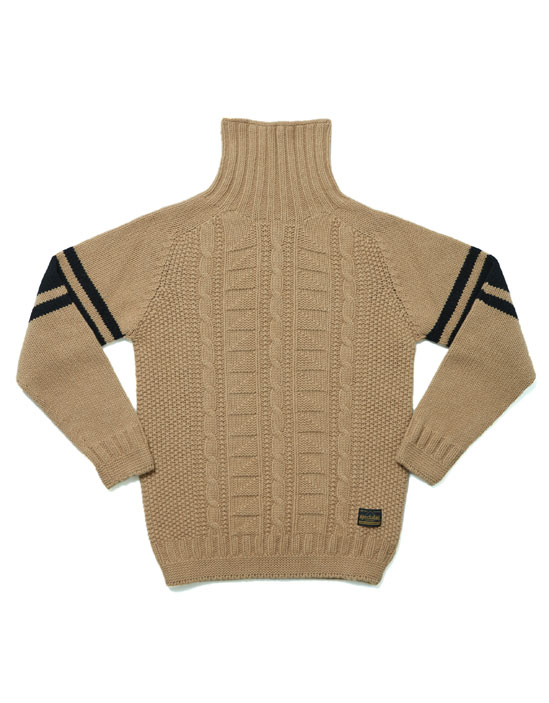 185X-004 [NAVAL SWEATER TN]