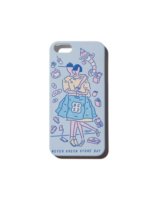 NGSD - PHONE CASE with RIMO - < i Phone 5/5S>