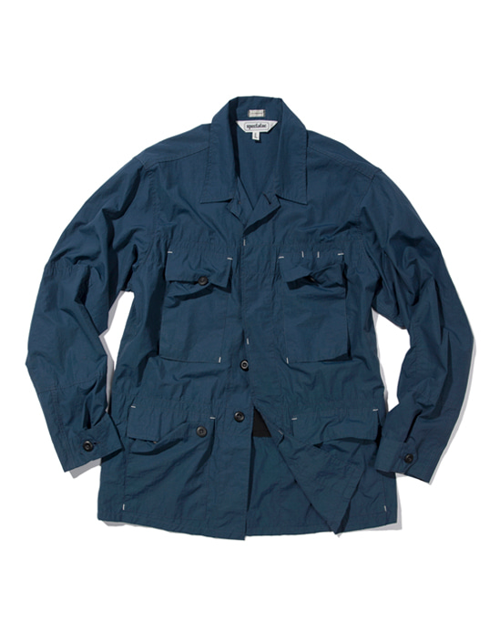 125-007 [NEWFIELD JACKET] with OLIVEDRABSERVICE