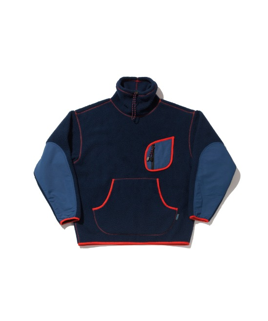 Duffel Pullover Fleece-N with HGS