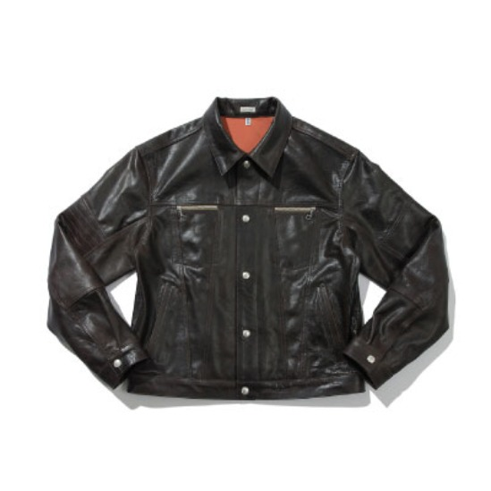 TRURIDER JACKET-DARK CHOCOLATE
