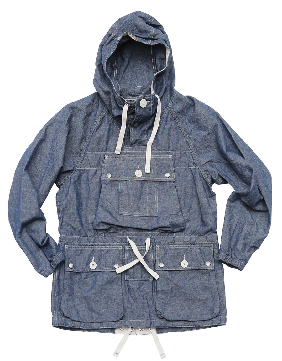 138-003 [PULL-OVER PARKA-M]