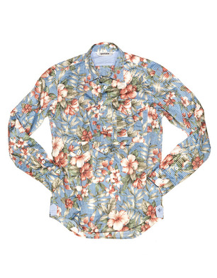 136-006 [PULL-OVER SHIRT]