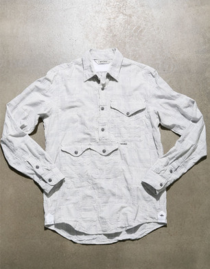 136-009 [PULL OVER SHIRT]
