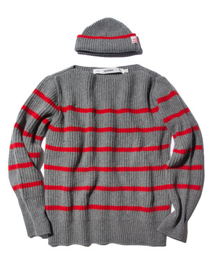 185X-002 [NAVAL SWEATER BN]
