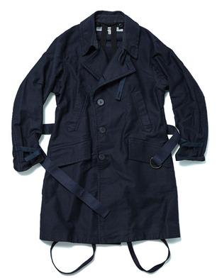 106-010 [DECK TRENCH COAT]