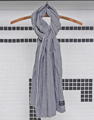 190S-001 [INFORMAL SCARF] with Labor day