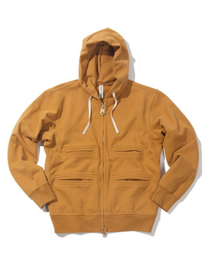 195-017 [FULL-ZIP HOODY]