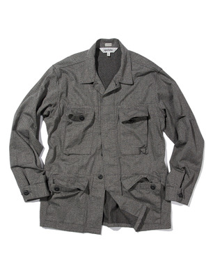 125-009 [NEWFIELD JACKET] with OLIVEDRABSERVICE