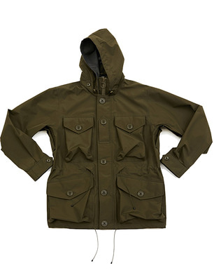 174-MXS001 [BATTLEFIELD JACKET] with MILLET