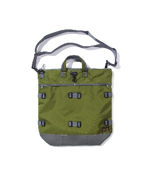 198-007 [UITILITY HELMET BAG] with DUFFEL