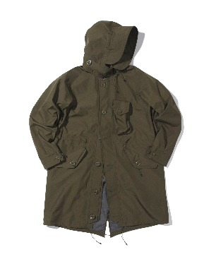 BATTLEFIELD PARKA with MILLET