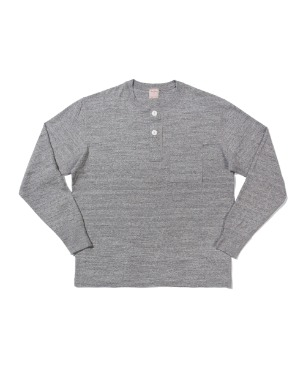 HENRY TEE (L/S) with HEALTHKNIT