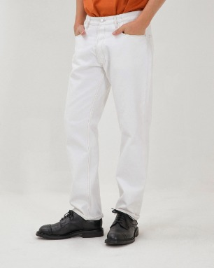 2-FAKE 6POCKET PANTS-W.D.