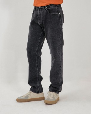 FAKE 6POCKET PANTS-B.D.
