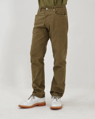 FAKE 6POCKET PANTS-O.D.