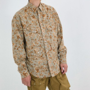 COWBOY SHIRT-A.F. by FOLS