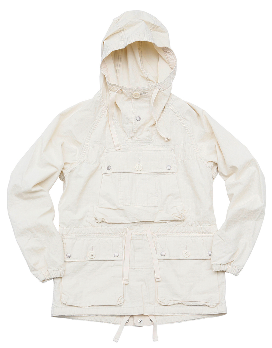 138-002 [PULL-OVER PARKA-M]